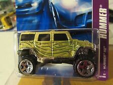 Hot Wheels Hummer H2 Hummer