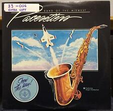 The Pacesetters - US Air Force Band Of The Midwest LP Mint- 1/2 Speed Audiophile