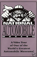 NATIONAL AUTOMOBILE MUSEUM - Great collectible cars!