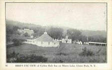 A View of Golden Rule Inn, Mirror Lake, Ulster Park NY