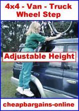 WHEEL STEP TYRE STEP 4x4 4WD STEP VAN TRUCK STEP PORTABLE FOLDING TIRE LADDER