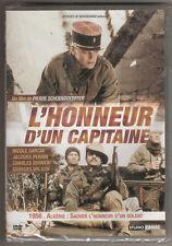 ALGERIE     DVD     l'HONNEUR  d'un  CAPITAINE      FILM   de  P. SCHÖENDOERFFER