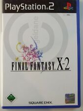 PLAYSTATION PS2 GAME Final Fantasy X-2, used but GOOD