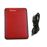 "Portable 750 GB 2.5 ""externe Festplatte USB3.0 Mobile Disk Für Win 7/8 Red"