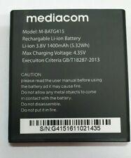 BATTERIA ORIGINALE MEDIACOM M-BATG415 Mediacom PhonePad Duo G415 M-PPBG415