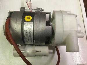 FIR TYPE 2211 GLASS WASHER WASH PUMP 0.10HP BRAND NEW £120+VAT. 220/240v