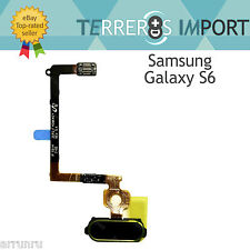Flex Home Lector Huellas para Samsung Galaxy S6 G920F Negro