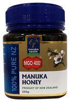 Manuka Health - MGO 400+ Manuka Honey 100% Pure New Zealand Honey 8.8 oz (2