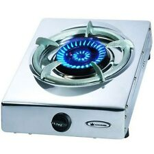 Auscrown Natural Gas Wok Burner + Flame Failure Safety Device S3012NG -Brand New
