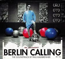 Berlin Calling - Original Soundtrack [2008] | Paul Kalkbrenner | Digipak CD