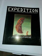Expedition words and artwork 2358 voyage to Darwin IV Wayne Douglas Barlowe