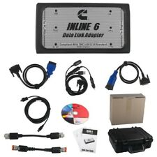 Cummins INLINE 6 Data Link Adapter truck heavy duty diagnostic  with v8.2pro