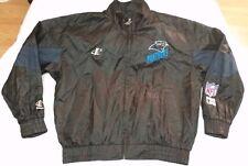 90s Carolina Panthers Logo Athletic full-zip jacket men sz XL NFL VTG Newton