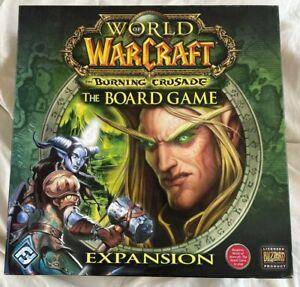 World of Warcraft The Board Game Burning Crusade Expansion (englisch), lesen