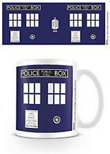 Official Doctor Who - Tardis - Boxed Ceramic Mug