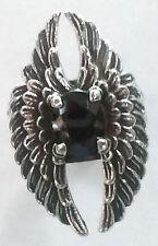 Cubic Zirconia Unisex Gothic Jewellery