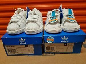 Adidas Superstar II Infant White [91038]