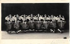 BR57309 F Jaeggis Langnau Folklore dance costume     Switzerland