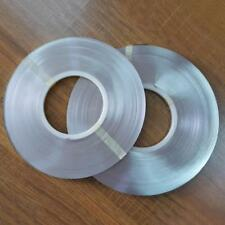 Pure Nickel Plate Strip Sheet Tape for Battery Pack Welding DIY 8x0.15mm New Pop
