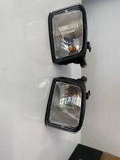 Turn Signal Lights For 2015-2017 Subaru WRX WRX STI Plastic Lens Set