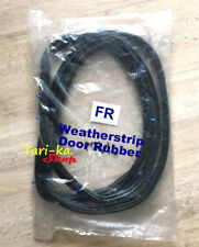 Door Rubber Weatherstrip Seal LH For 1990-1997 Nissan D21 Big M Hardbody Pickup