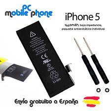 Bateria para Apple iPhone 5 1440mAh PREMIUM - 0 ciclos de carga, MAXIMA CALIDAD