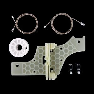 Peugeot 508 Elevalunas Cable Reparación Clip Kit Set Para Trasero Puerta Derecha