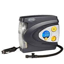 Ring Automotive Digital  Air Compressor With LED Light 12v - rac635
