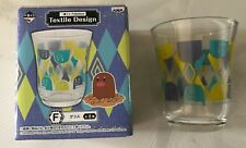 Pokemon Textile Design Lottery 2017 Glass Diglett from Japan SHIPS FROM US