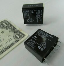 2 New Potter & Brumfield Relays 24VDC DPDT 8 Pin Form C 10A@250VAC RKS-11DX-24