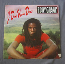 "Vinilo SG 7"" 45 rpm EDDY GRANT - I DON'T WANNA DANCE"