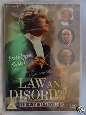 Law And Disorder: Complete UK Comedy Series (DVD)~~~Penelope Keith~~NEW & SEALED