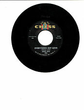 Jackie Ross NORTHERN SOUL 45(CHESS 1903)Selfish One/Everything But Love VG