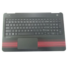 HP Pavilion 15-AU 15-AW Palmrest Backlit Keyboard & Touchpad 856041-001