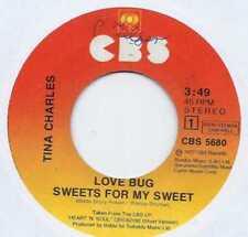 "Tina Charles - Love Bug - Import - 7"" Record Single"