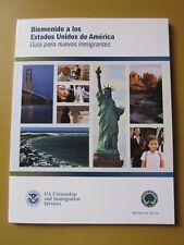 Guia Para Nuevos Inmigrantes - Bienvenido a los Estados Unidos de America_NEW!