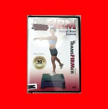 VG EX^LIB DVD:reqs TRANSFIRMER-THE FIRM:AEROBIC BODY SHAPING-WORKOUT LOSE WEIGHT