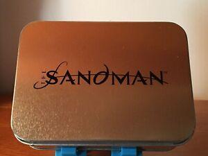 SANDMAN WATCH SET IN TIN BOX  DC COMICS 1996 BEAUTIFUL MINT SET!! ZULLI & MUTH