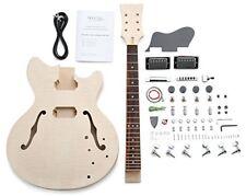 Rocktile Kit de construction Guitare Électrique Style HB