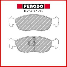 FCP876H#12 PASTIGLIE FRENO ANTERIORE SPORTIVE FERODO RACING PEUGEOT 106 1.6 i 16