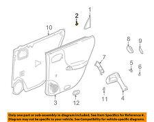 Saturn GM OEM 01-05 L300 Interior-Rear Door-Corner Cover Retainer 90560163