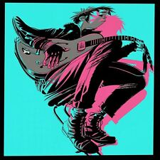 GORILLAZ THE NOW NOW CD (Released 29th June 2018)