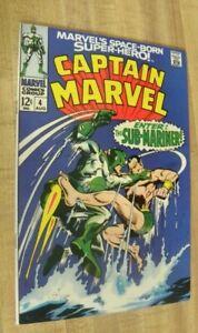 Marvel Captain Marvel 4 Sub-mariner