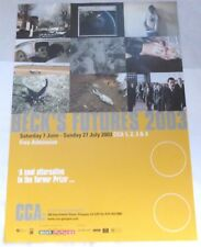 Becks Futures 2003  ART EXHIBITION POSTER