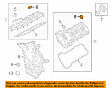 Valve Timing Cover Seal Ford Edge 07 08 09 10 11 12 13 14 OEM BR3Z6C535B BN9