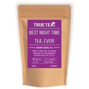 Sleep Tea (No.405) Best Night Time Tea Ever Organic - Herbal Tea - True Tea Co.