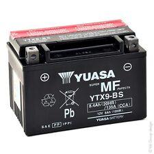 YTX9-BS BATTERIA YUASA SIGILLATA 12V 8,4AH TriumphDaytona 650 2004-2005