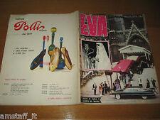 EVA=1959/29=RIVISTA MAGAZINE MODA DONNA WOMAN CUCINA ARREDAMENTO=