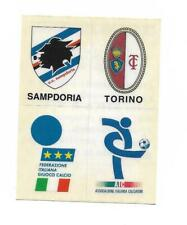 CALCIATORI PANINI 1994 95 - STICK & STACK SAMPDORIA TORINO FIGC AIC FIGURINA NEW