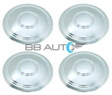 "New CHEVY CORVETTE CAMARO CHEVELLE 14"" 15"" Rally Wheel Hub Center Caps Set of 4"